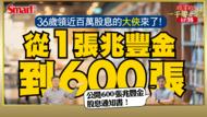 影片》用股息Cover你的生活帳單!36歲存600張兆豐金的大俠,年領股息近百萬