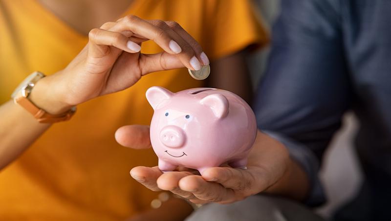節儉,是一切財富起點!如果每1塊錢都可以在5年後成長10倍,你還願意花掉它嗎?
