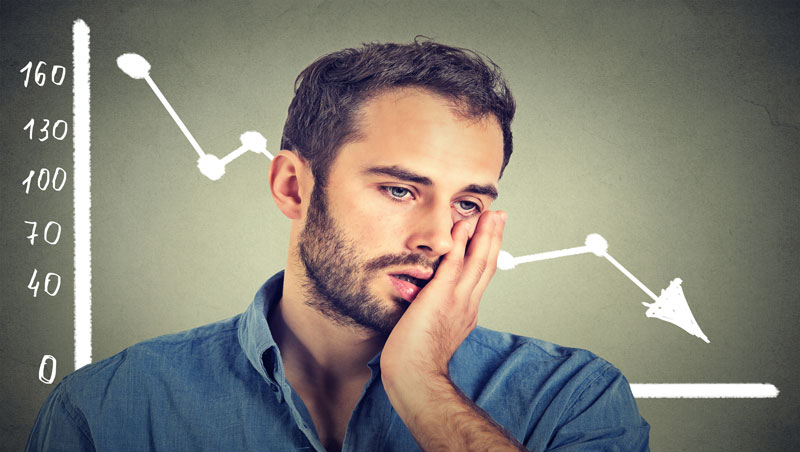買了覺得不錯的公司股票,結果跌了好多…投資新手容易犯的2大錯誤:盲目投資知名大企業或網路推爆的股票