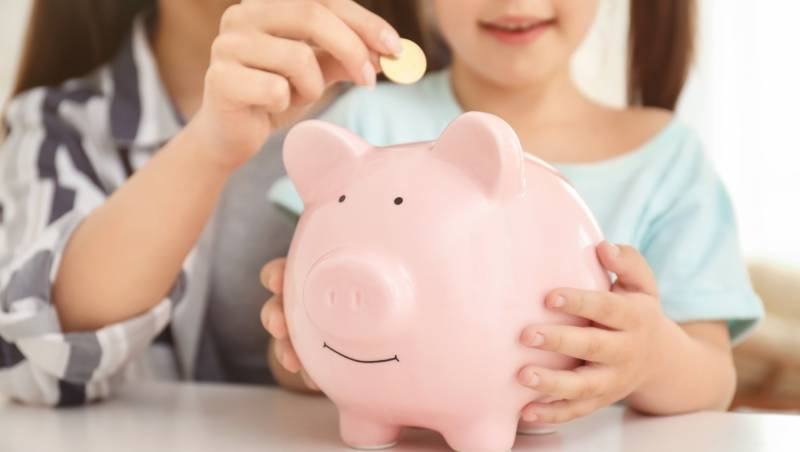 準備孩子的第一桶金,第一步先選對基金