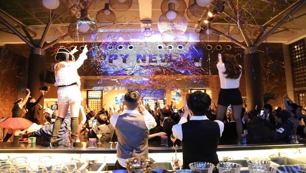 去去跨年去!裕元花園酒店「2020魔法跨年夜」狂歡派對