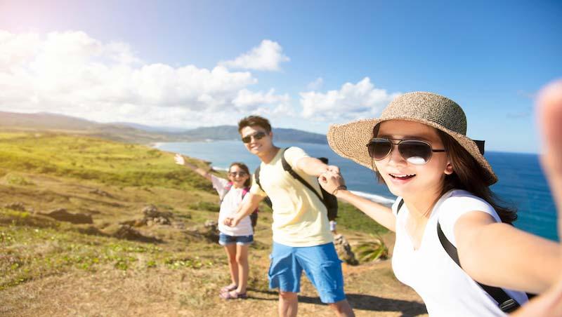 不能出國也可以玩得盡興,本島旅遊5個好康!