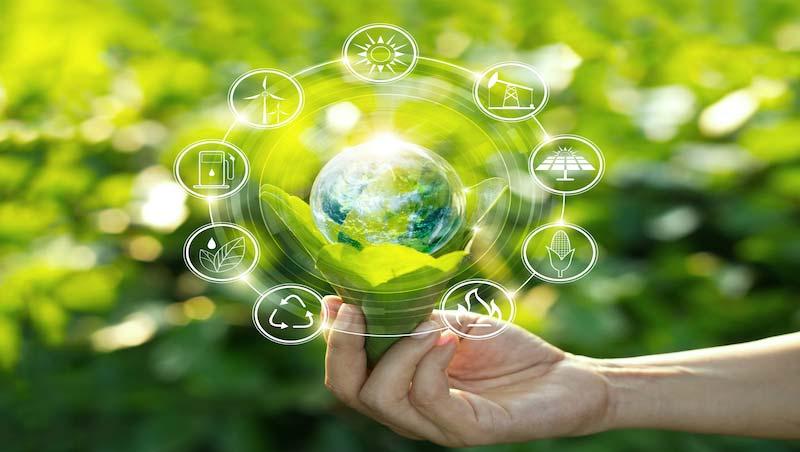 拜登綠色政策出手,環保能源全面受惠