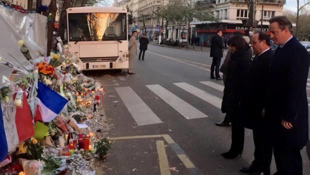 巴黎,恐怖攻擊