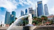 新加坡第2季GDP萎縮42.9%