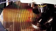 晶圓代工產能吃緊,半導體設備步入超