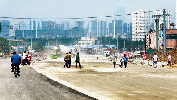 中國國慶需求 唐山等地區鋼鐵、煤、水泥限產延長