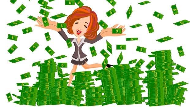 致富 女生 錢