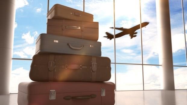 飛機 行李 機場