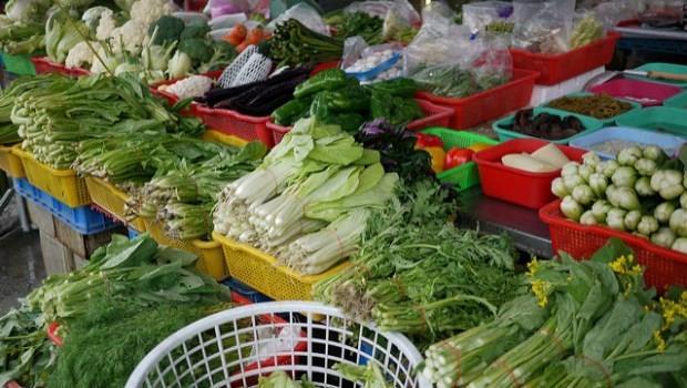 市場 蔬果