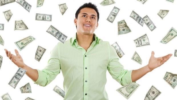 撒錢 錢 現金