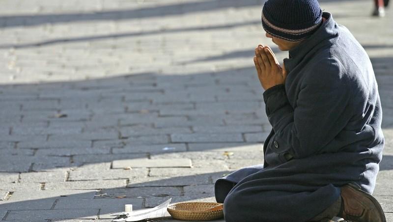窮人 乞討 乞丐 遊民