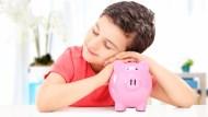 孩子紅包錢上繳,父母該怎麼處理?放