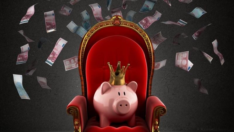 投資 賺錢 有錢人 理財 富豪 富翁 現金