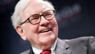 巴菲特:若利率、稅率保持低檔,股票