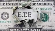 垃圾債ETF跌破200日線!利差收