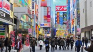 日本10月消費支出年減5.1% 創
