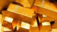 全球黃金ETF今年前5個月持倉增長