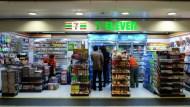 台灣超商密度全球第二 國人平均一年