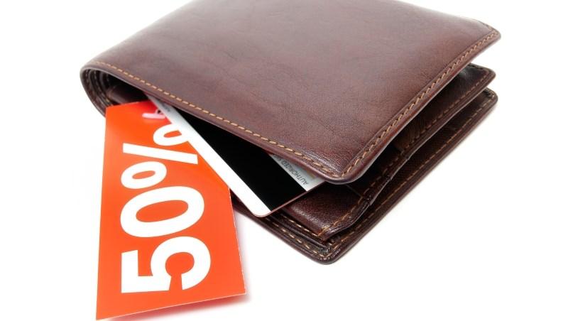 皮夾只放1張信用卡、不放提款卡,才能有意識控制消費