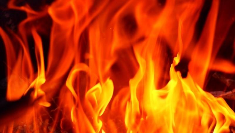 火災 燒傷