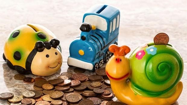 變形365天存錢法》孩子存1元,媽媽存5元…教育孩子,就從存錢開始